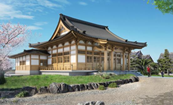 伝統建築外観