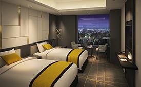 ホテル新設増改築