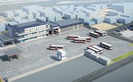 ターミナル交通施設